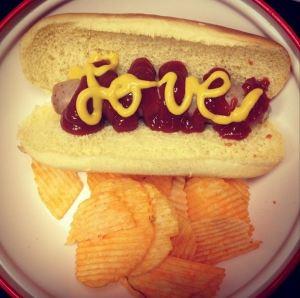 Like I said, I love food. 2015.