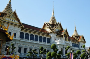 Grand Palace, Thailand. 2015.